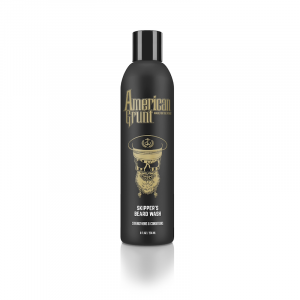 American Grunt Skippers Beard Wash Product Pic front (top)